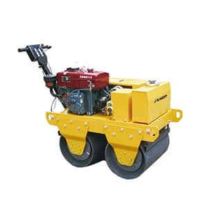 Baby Roller Compactor FYL-S600CS Alat Konstruksi