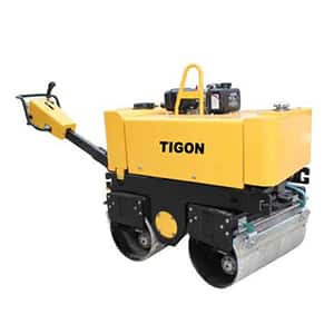 Baby Roller Compactor Tigon TG VR 600 C Alat Konstruksi