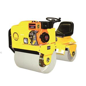 Baby Roller Compactor Tigon TG-VR 850 RO Alat Konstruksi